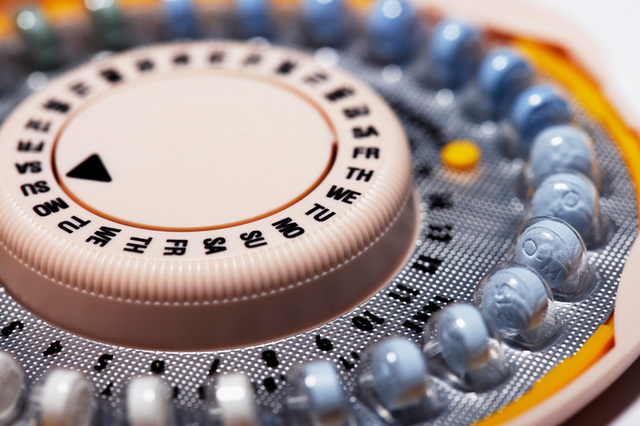 Birth control is related to sex, and we should talk about that