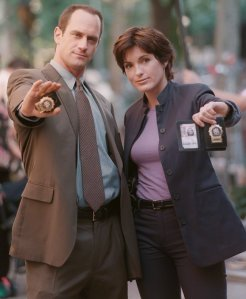 old school Stabler and Benson