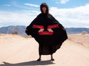 rape cloak